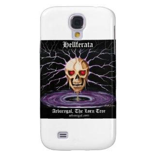 Hellferata T Bk Galaxy S4 Covers