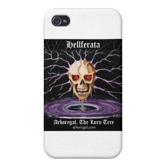 Hellferata T Bk iPhone 4/4S Case