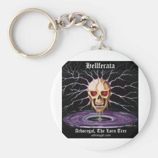 Hellferata T Bk Keychains