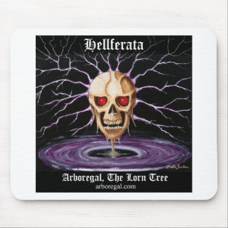 Hellferata T Bk Mouse Pads