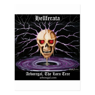 Hellferata T Bk Postcard
