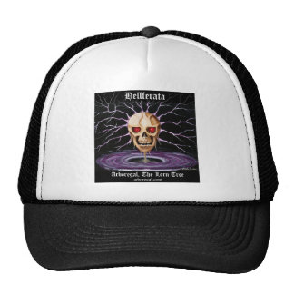 Hellferata T Bk Trucker Hat