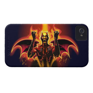 Hellfire iPhone 4 Case
