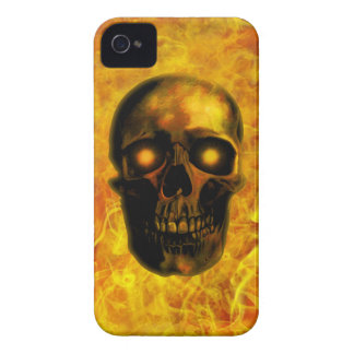 Hellfire iPhone 4 Cover
