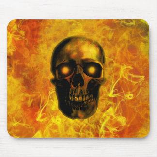 Hellfire Mouse Pad