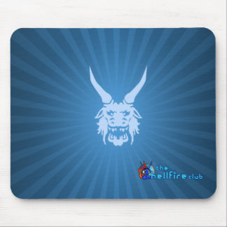 Hellfire Mousemat Mouse Pad