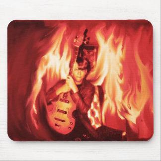 Hellfire mousepad