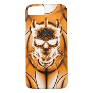 Hellfire Phantom Skull iPhone 7 Case