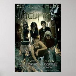 Hellfire Poster - Demons
