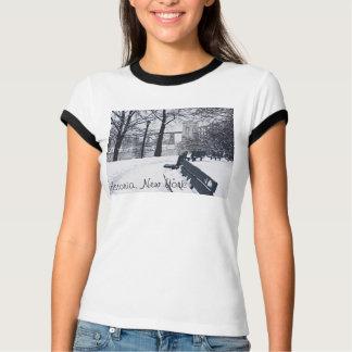 Hellgate Bridge, Astoria, NY T-Shirt