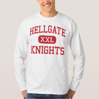 Hellgate - Knights - High - Missoula Montana T-Shirt