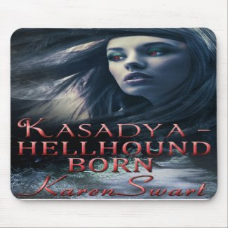 Hellhound Born Mousepad