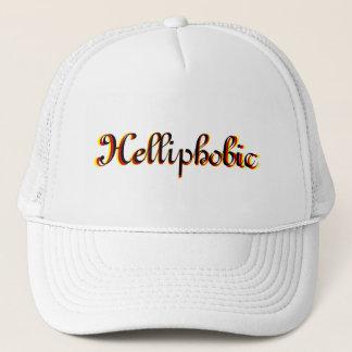 Helliphobic the fear of Hell Trucker Hat