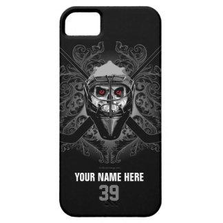 Hellish Hockey Goalie iPhone SE/5/5s Case
