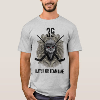 Hellish Hockey Goalie T-Shirt
