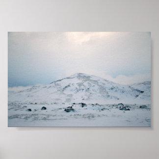Hellisheiði Poster