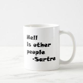 HellIsOtherPeople Coffee Mug