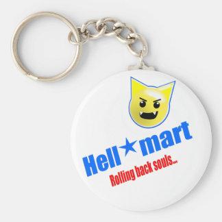 Hellmart Keychain