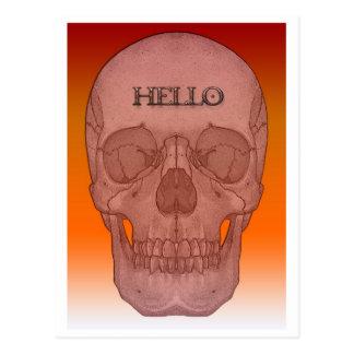 hello2 post card