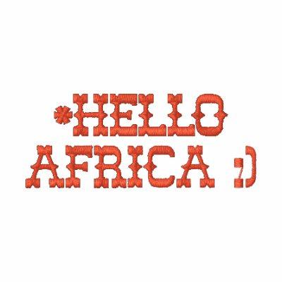 *hello África:) chaqueta de deportes