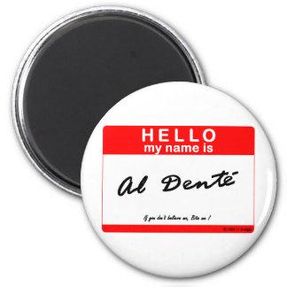 hello al dente magnet