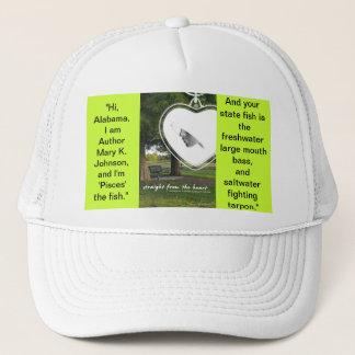 """""""Hello Alabama"""" Trucker Hat"""