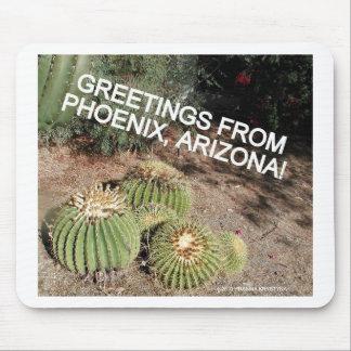 HELLO AND WELCOME TO PHOENIX ARIZONA MOUSEPADS
