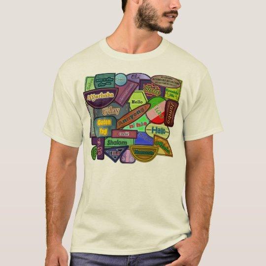 Hello! Around the World T-Shirt