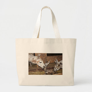 Hello Baby! Large Tote Bag