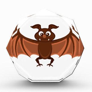 Hello bat acrylic award