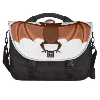 Hello bat commuter bag