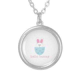 Hello Bunny Custom Necklace