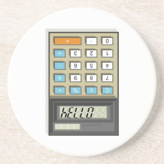 Hello Calculator Coaster