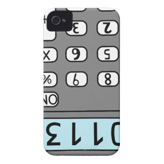 hello calculator iPhone 4 cover