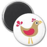 Hello Chicken! Funky Chicken Magnet