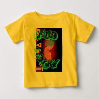 Hello Cocky Baby T-Shirt