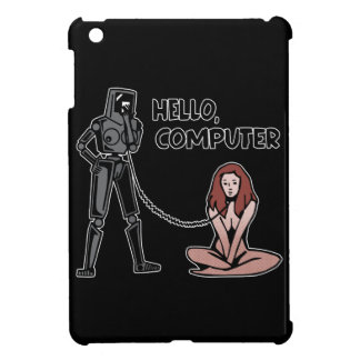 Hello, Computer iPad Mini Cover