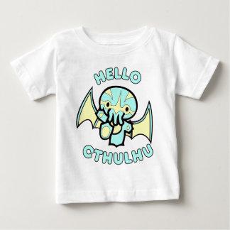 Hello Cthulhu Baby T-Shirt