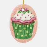 Hello Cupcake ! Christmas Ornaments