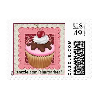 Hello Cupcake! - SRF Postage