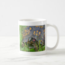 Hello! Curious Turtle Coffee Mug