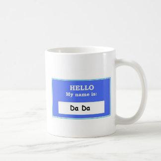 Hello Da Da Coffee Mug