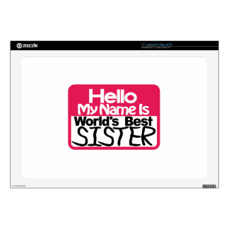 Hello Decals For Laptops