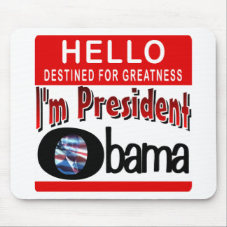 Hello > Destined For greatness Mouse Pad