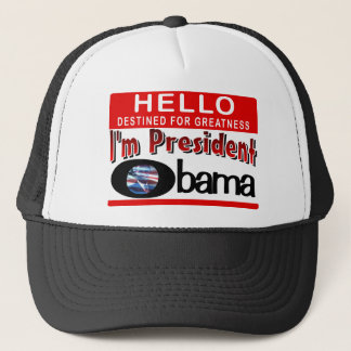 Hello > Destined For greatness Trucker Hat