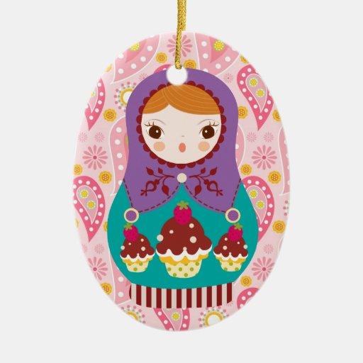 Hello Doll - SRF Christmas Ornaments