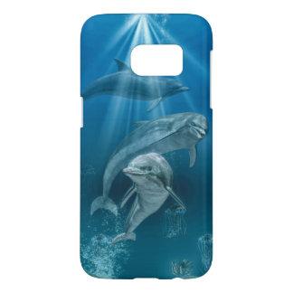 Hello Dolphin Fundas Samsung Galaxy S7