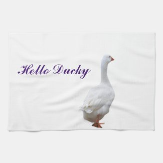 Hello Ducky Custom Kitchen Towels