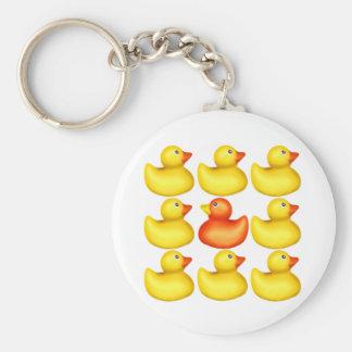 Hello Ducky! Key Chain