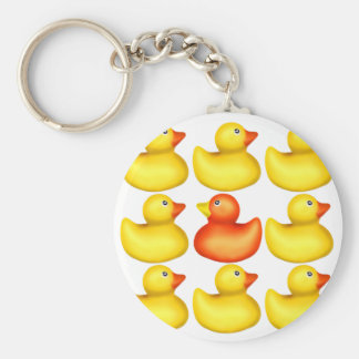Hello Ducky! Key Chains